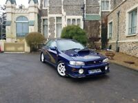 Subaru Impreza Turbo 2000 Awd Uk Spec Dumpvalve Low Mileage 78k New Mot £3995