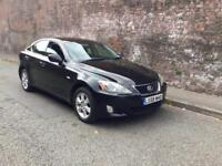 2009/58 LEXUS IS 220D SERVICE HISTORY LONG M.O.T DRIVES GREAT!!!