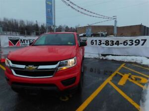 2016 Chevrolet Colorado WT CREW V6 WITH TRAILER PACKAGE!!!