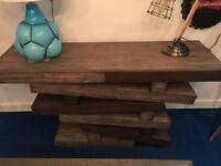 Designer Wooden Sideboard RRP £1999