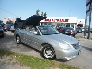 2008 Chrysler Sebring 2dr Conv Touring FWD *Ltd avail* LOW KM 51