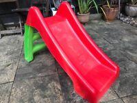 Junior slide/ first slide red