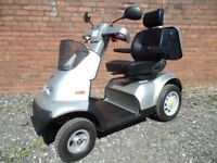mobility scooter 4/8mph Road/Pavement TGA Breeze 4S. In lovely condition