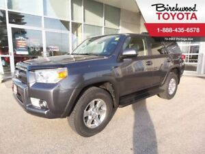2013 Toyota 4Runner SR5 Upgrade Package