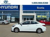 2014 Hyundai Accent GL 1,200 KM - LIKE-NEW