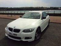 BMW 320d M Sport Plus Convertible, Top Spec, showroom Condition