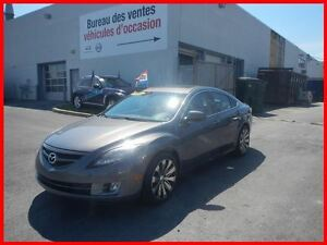2010 Mazda MAZDA6 GT LEATHER MAGS SUNROOF BEST DEAL!!!