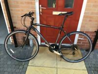 18 Speed Ammaco City Speed Bicycle, Shimano gear set