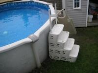 POOL STAIR FOR SALE 100$