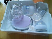 Philips Avent breast pump