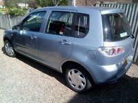 Mazda, 2, Hatchback, 2006, Manual, 1388 (cc), 5 doors