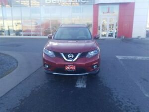 2015 Nissan Rogue SL AWD 1 OWNER LOCAL TRADE