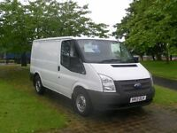 13 Reg Ford Transit 100 T280 (Mot Mar 2017) Finance Available. Fsh. 6 Speed.. One Owner..