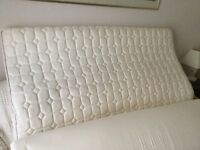 Memory foam mattress topper, kingsize