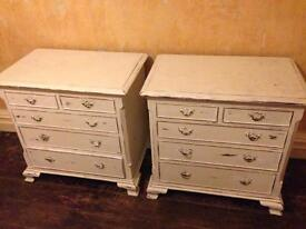Chest of draws two available