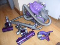 DYSON DC08 ANIMAL CYLINDER COMPLETE CLEANING SYSTEM