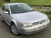 2002 Vw Golf 2.4 Automatic