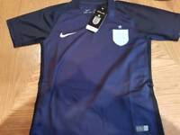 Kids england football kits shirt shorts ages 6 to 12