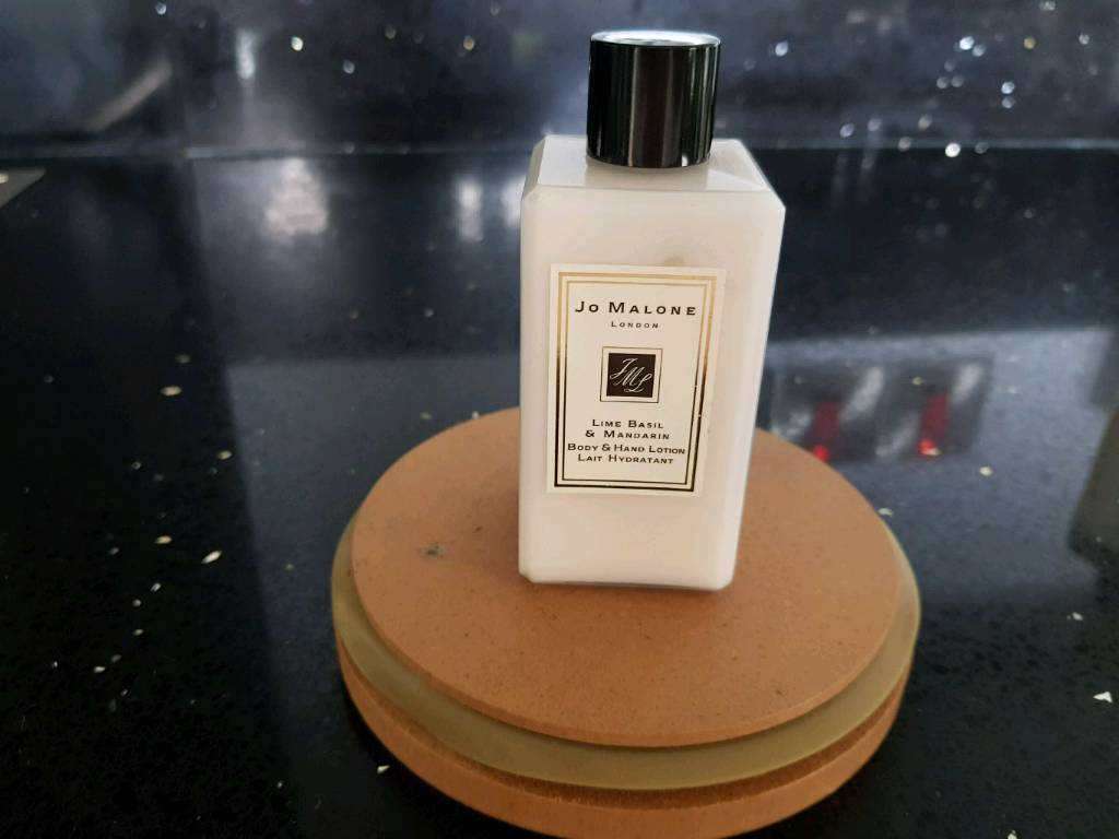 Jo Malone Lime Basil and Mandarin hand and body lotion