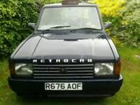 METRO CAB III MOT EXPIRED GOOD DIESEL ENGINE AUTOMATIC 8 SEATER £490 OR BREAK