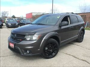 2016 Dodge Journey SXT**BLACKTOP**8.4 TOUCHSCREEN**REMOTE START*