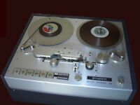 Wanted Studer A80 Mk1 reel to reel tape recorder
