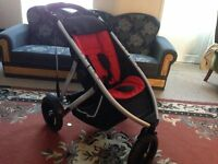 Phil and teds vibe pushchair for Quick sale