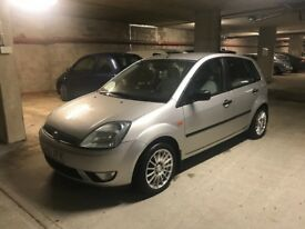 *2002 FORD FIESTA GHIA 1.6 (SILVER) FOR SALE £700*