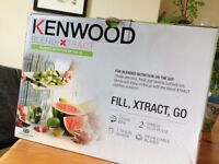 KENTWOOD BLEND-XTRACT new in the box £20
