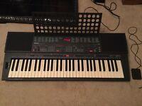 Yamaha PSR.400 electric keyboard.