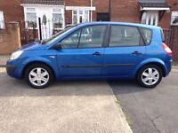 Renault scenic 1.5dci (low miles)