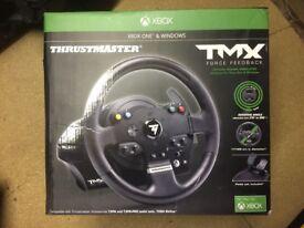 BRAND NEW Thrustmaster TMX Force Feedback Racing Wheel (Xbox One & Windows PC)