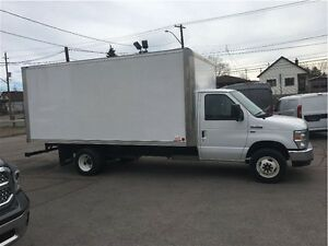 2016 Ford Econoline E450 16ft cube fin or lease from 4.99%oac