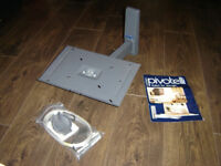 Pivotelli gem wall DVD / sky box support.