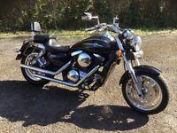 Kawasaki Meanstreak VN1500