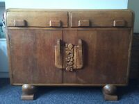 1920s Art Deco Sideboard - Good Condition