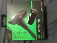 Brand new Gioteck BP-1 Battery pack for XBOX 360 RRP:£30