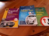 Theory Test, Traffic Signs and Practical Test guides