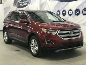 2018 Ford Edge SEL 201A 2.0L EcoBoost