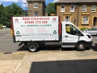 Rubbish Clearance, Waste Removal, Garage/Shed/Garden Clearance FREE scrap metal collection