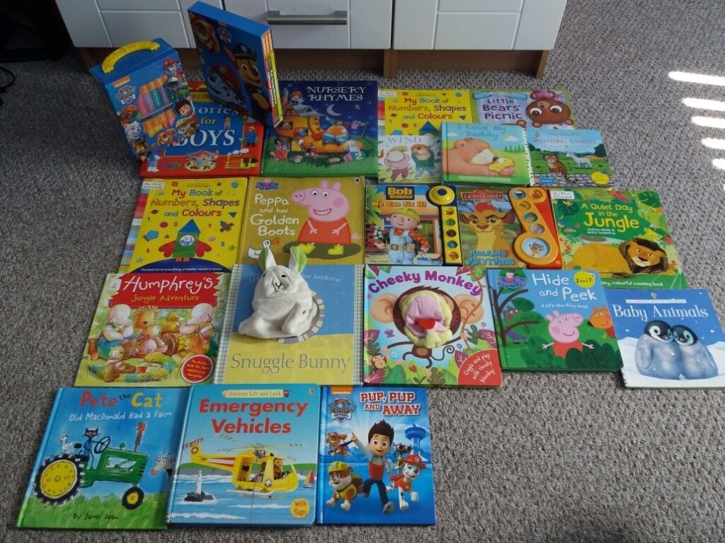 Baby / toddler books   in Newtownards, County Down   Gumtree