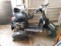 Vespa PX Easy Project