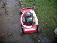 mountfield petrol mower for spares