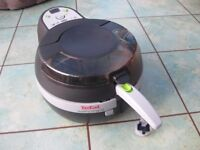 tefal dry fat fryer , hardly used