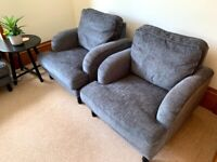 3 seat sofa and two armchairs need gone this week