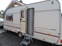 2 Berth 1997 Bailey Pageant Imperial With End Bathroom