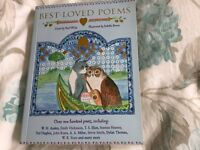 Best loved poems book