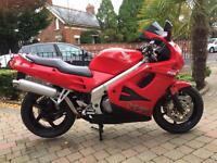 1997 Honda vfr750f very clean bike motd Remus exhaust £1399