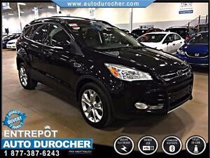 2013 Ford Escape AUTOMATIQUE CUIR BLUETOOTH SYSTEME DE NAVIGATIO