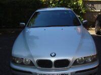 BMW 525i 5 Speed Sport Mtech